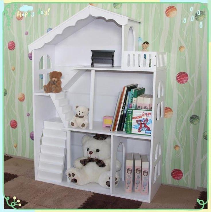 Купить товарДетская Мебель детский книжный шкаф полка книжный шкаф ребенок шкаф эмуляции детские игрушки белый дом кукольный домик в категории Детские наборы мебелина AliExpress. многофункциональные шкафы Для Хранения, книжные полки, кукольный домикматериал: HDFразмер: 83 × 30.5 &