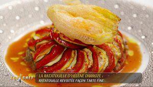 Retrouvez toutes les recettes des chefs étape par étape- Top Chef 2015