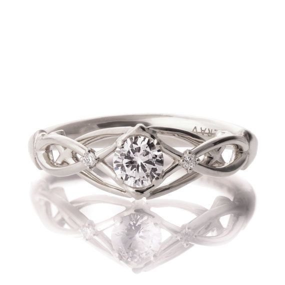 25 best ideas about celtic engagement rings on