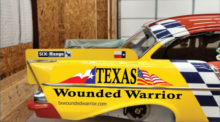 Texas Wounded Warrior Foundation