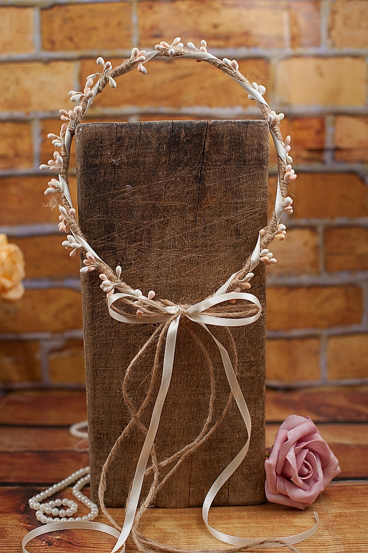 Orthodox Wedding Crowns- Stefana | Could be maybe a single one wreath for your wedding maybe