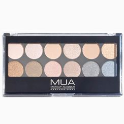 MUA Eyeshadow Palette Undressed