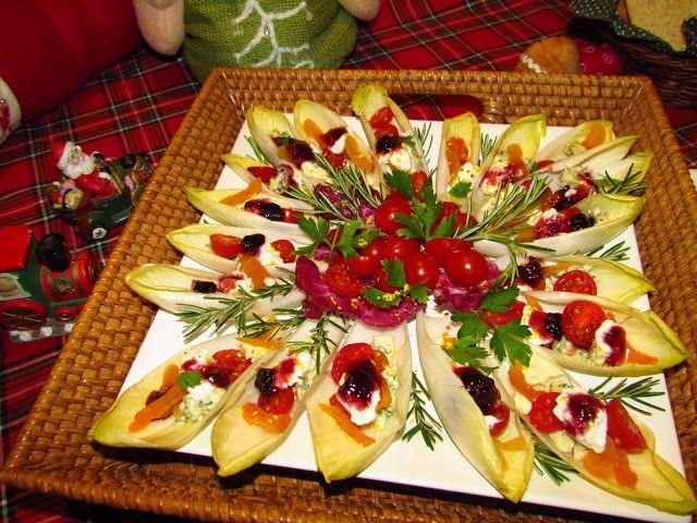 Saladas para a ceia de Natal