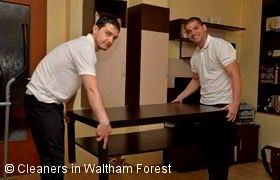 Removals Services Waltham Forest