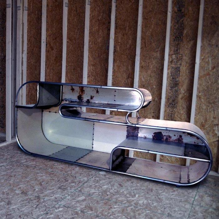Bubble Credenza Industrial #TV Stand designed by Rustbelt Rebirth ($2,479)