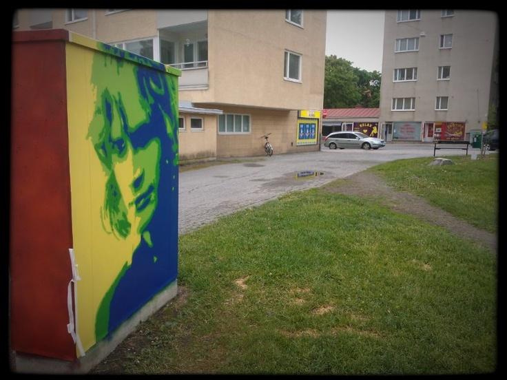 Jarkko Laine's Park in Martti.