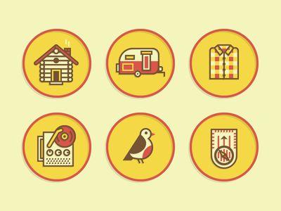 Merit Badge Icons 2