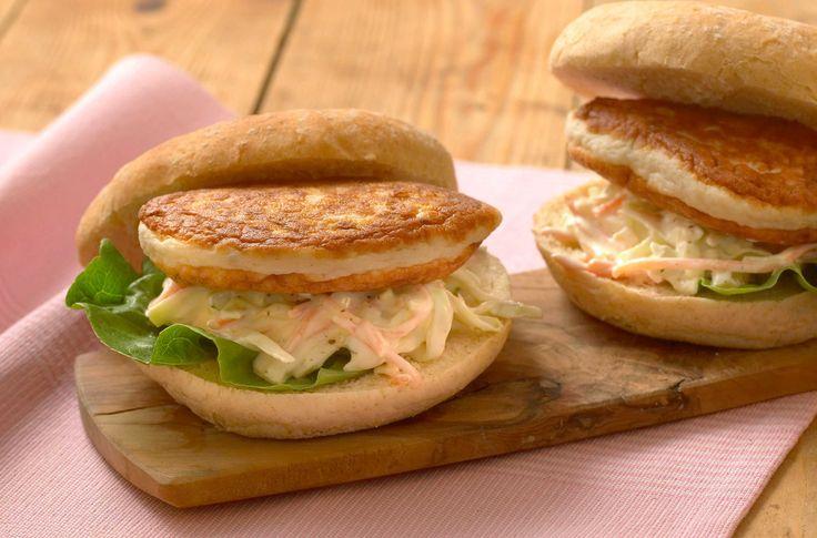 Norwegian Fish Burger