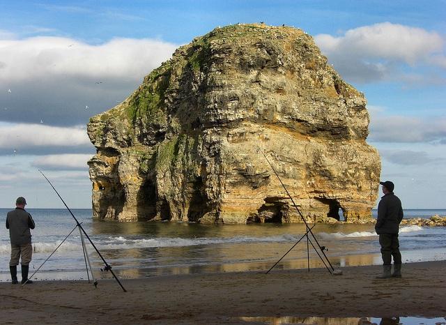 Marsden Rock, South Shields, Tyne and Wear