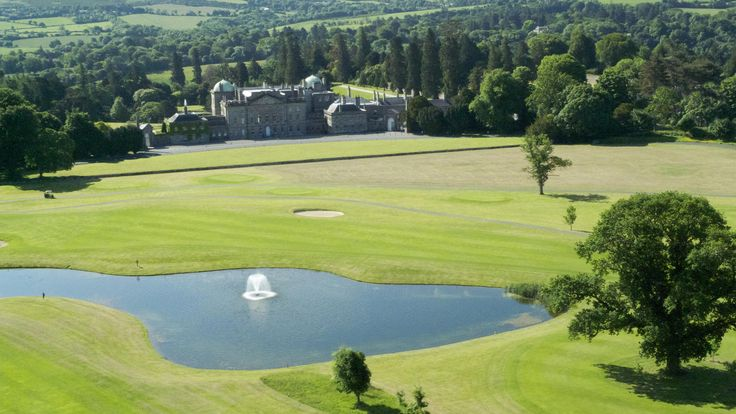 Powerscourt Golf Club Enniskerry, County Wicklow, Ireland