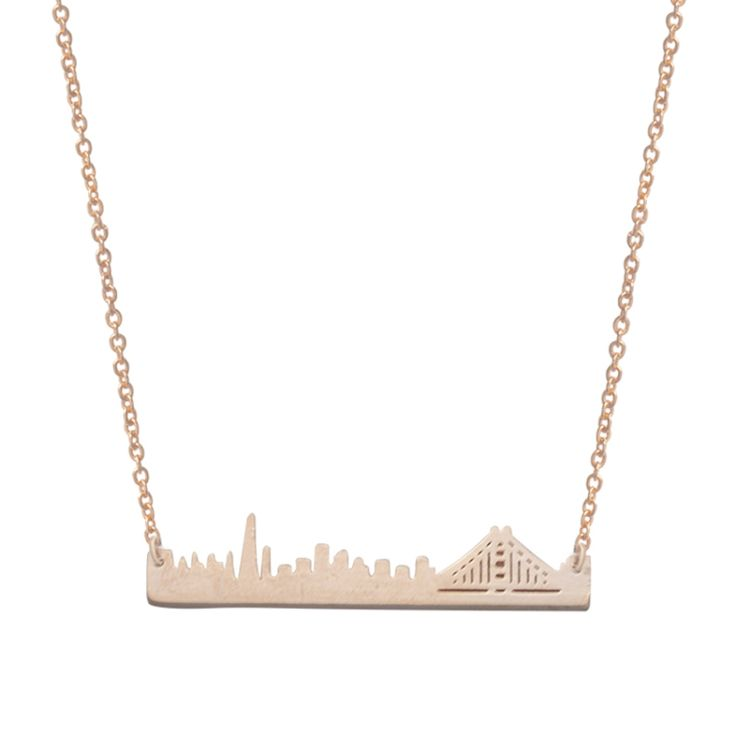 Choker San Francisco necklace for women gold plated silver plated chain stainless steel vintage jewelry Bff gifts //Price: $7.95 & FREE Shipping // Get it here ---> https://bestofnecklace.com/choker-san-francisco-necklace-for-women-gold-plated-silver-plated-chain-stainless-steel-vintage-jewelry-bff-gifts/    #Necklace