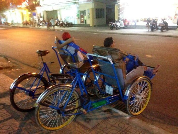 Tourist transport. VIETNAM