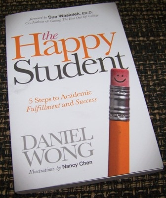 The Happy Student by Daniel Wong - Review and Giveaway ~ Planet Weidknecht