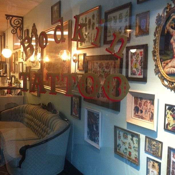 17 best images about my future tattoo shop ideas on for Best tattoo parlors in san francisco