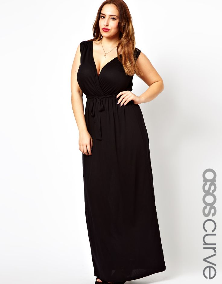 32 best Maxi Dress Mania - Plus Size images on Pinterest | Maxi ...