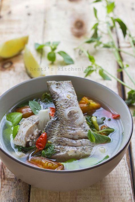 HESTI'S KITCHEN : yummy for your tummy: Ikan Kuah Asam (Menado)