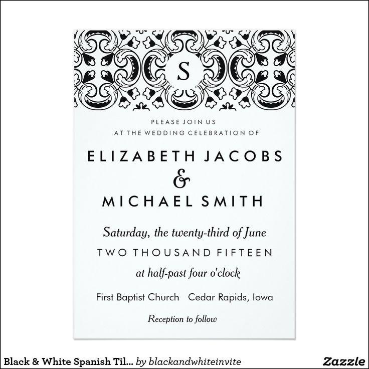 Wedding Invitation Wording Samples In Spanish: Best 25+ Invitation Examples Ideas On Pinterest