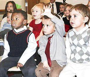 Reverence and respect: teaching children forgotten principles