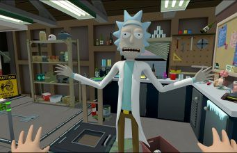 Rick and Morty VR Game is Releasing on Oculus Rift and HTC Vive April 20th