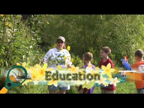 Sevierville Primary's Outdoor Classroom