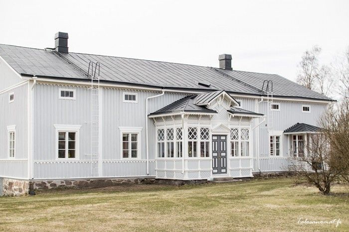 Finnish countryside house