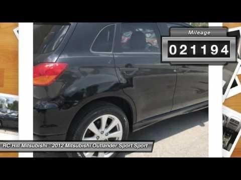 2012 Mitsubishi Outlander Sport DeLand Daytona Orlando CZ011084