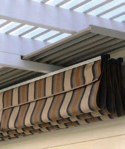 Custom Retractable Canopies and Pergola Covers | ShadeFX Canopies