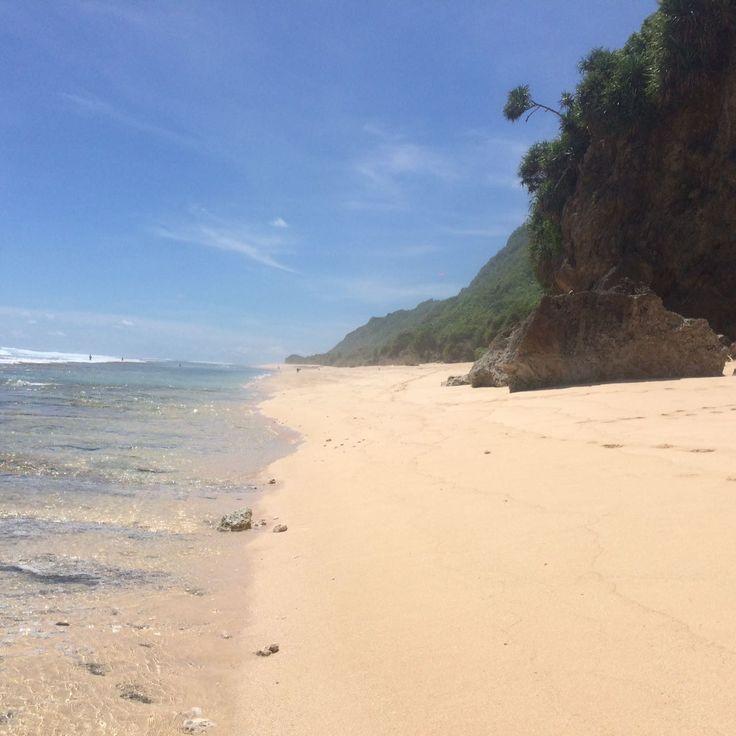 Nyang Nyang Beach, Uluwatu, Bali
