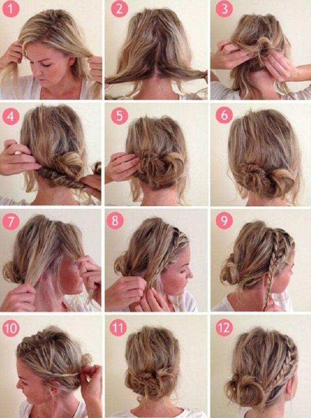 Frisur Dirndl Frisuren Pinterest