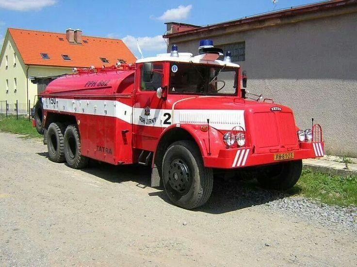 Tatra 111 Hasiči.