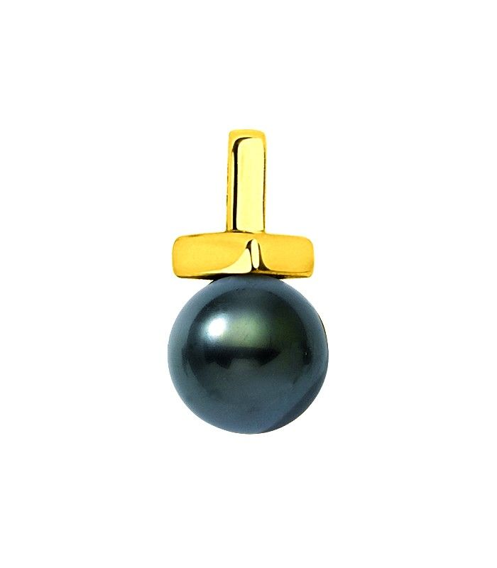 pendentif homme perle de tahiti poemotu http://www.poemotu.com/perles-de-tahiti/fr/185-pendentif-homme-or-perle-de-tahiti.html