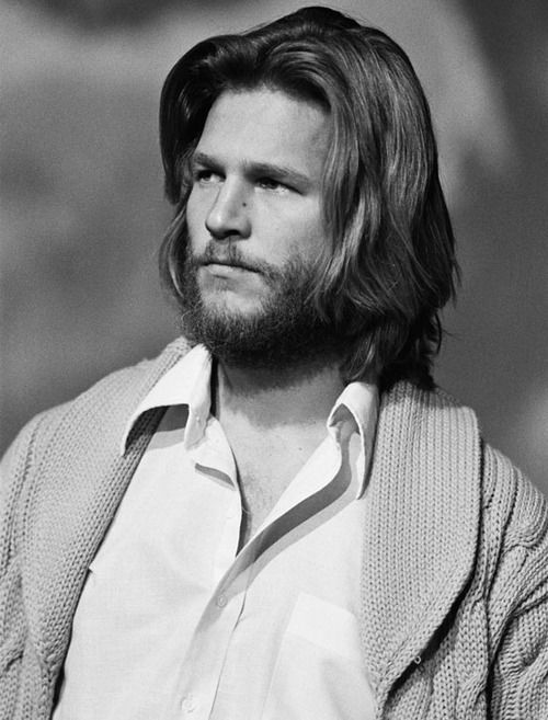 Before we knew Jeff Bridges as the six-time Academy Award–nominated actor, he was just an average California dude with wavy locks and facial...