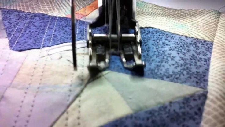 "Patchwork Quilt Vol.1""Twin Needle Quilting""「2本針キルティング」 FelisaQuilts(中沢フェ..."