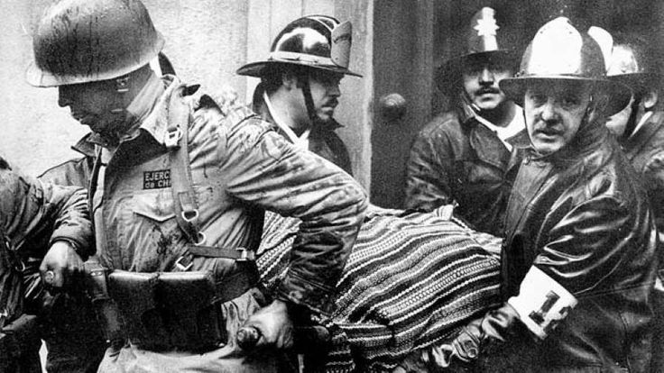 Muerte de Salvador Allende (© AP)