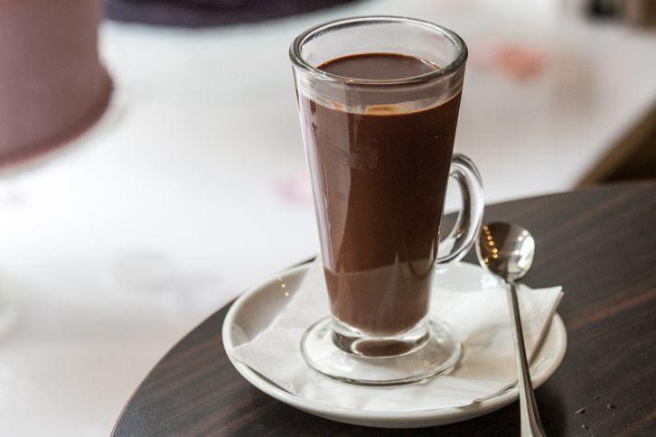The best spots to drink hot chocolate in Budapest on a cold day