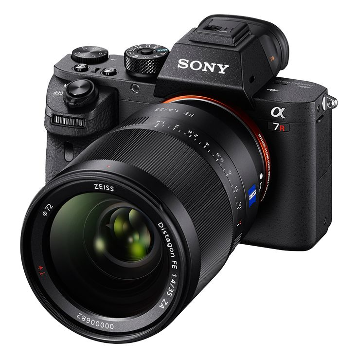 Sony a7R II has 42.4MP on 4k-capable full frame BSI CMOS sensor
