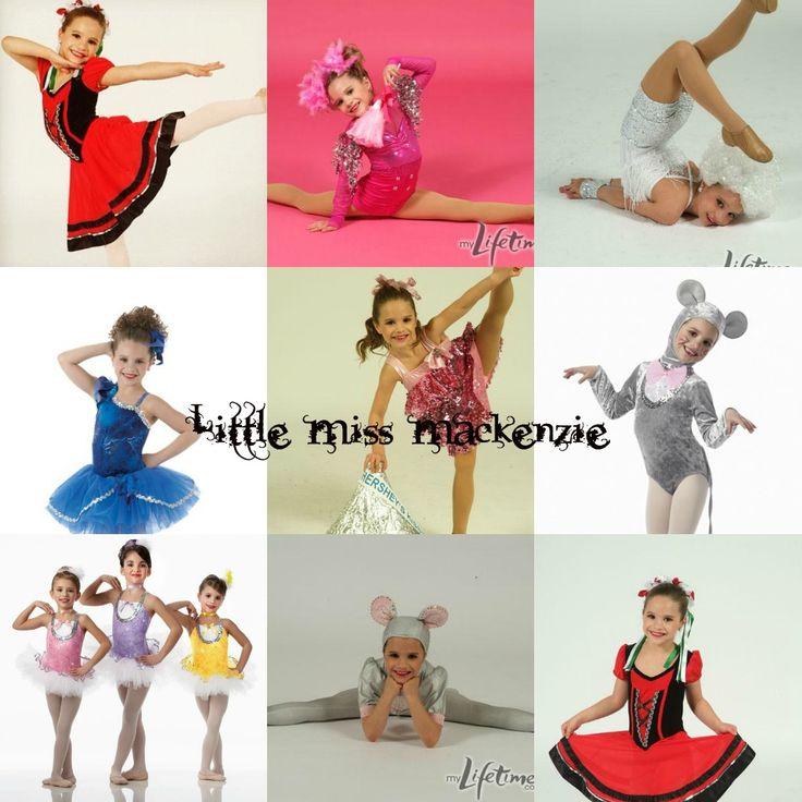 mackenzie - dance-moms Fan Art
