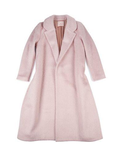 ROKSANDA | Pink Orson Coat | Lyst