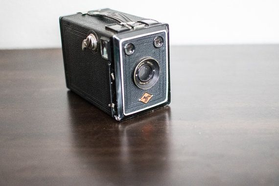 Agfa Box Special Vintage Camera by CheerfulCollections on Etsy