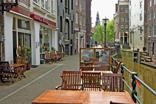 Floris France Hotel, Amsterdam, Netherlands - Booking.com