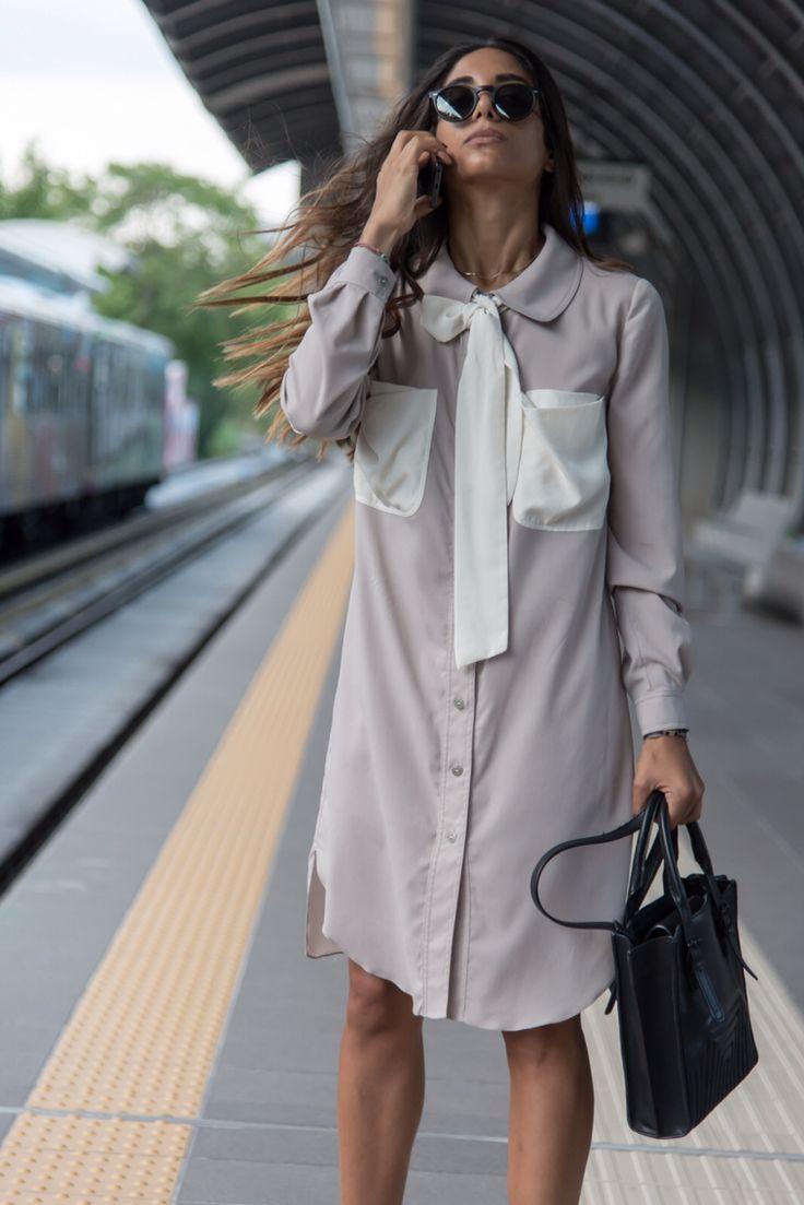 By nadia rapti , long sleeve , shirt