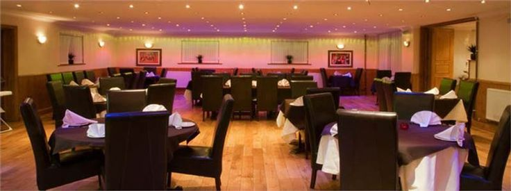 Haveli Restaurant is a modern reception venue with a great atmosphere