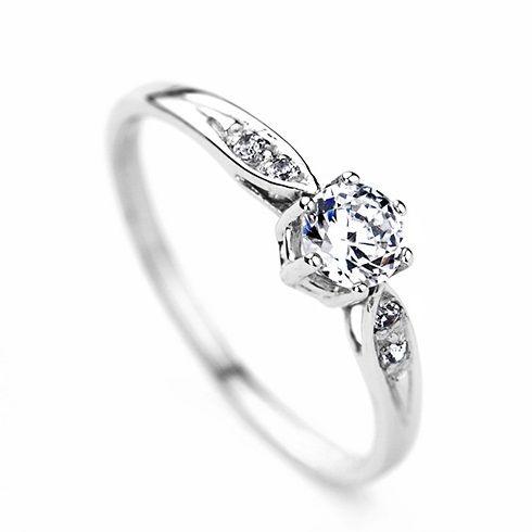 Inel de logodna cu diamant CORIOLAN DR230