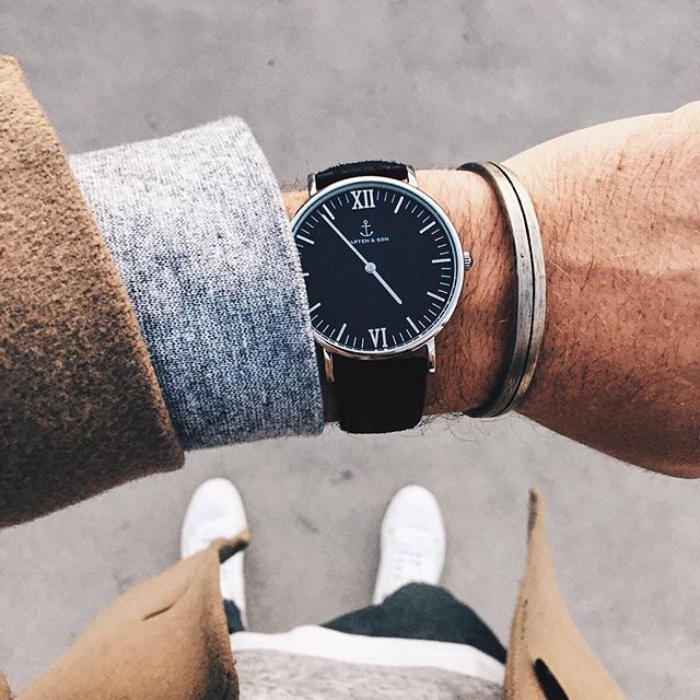 Great mans outfit inspiration | kapten-son.com