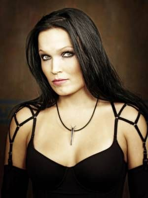 Tarja Turunen, former lead singer of Nightwish.