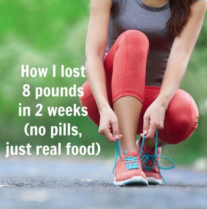 How I lost 8 pounds in two weeks using the Dr. Oz 2-week rapid weight loss diet. It's all about real food and no junk. I loved it!