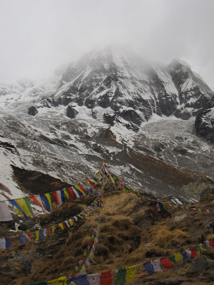 Annapurna base camp trek religion