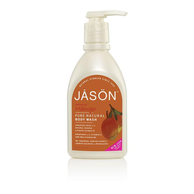 JÁSÖN Softening Mango Body Wash