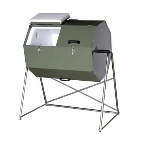 Joraform 70 Gallon 270 Compost Tumbler $369.99