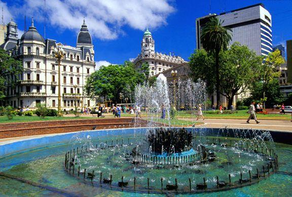Buenos Aires-Plaza de Mayo